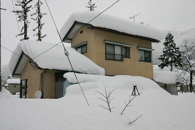 和室と縁側の増築