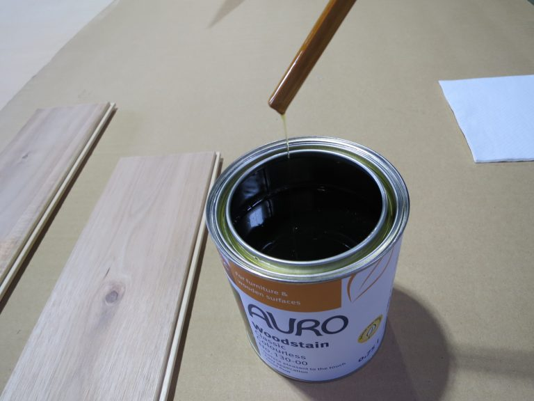 自然塗料 塗装