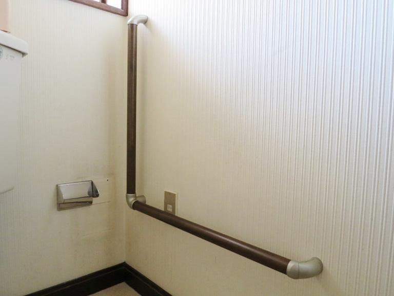 トイレの手すり
