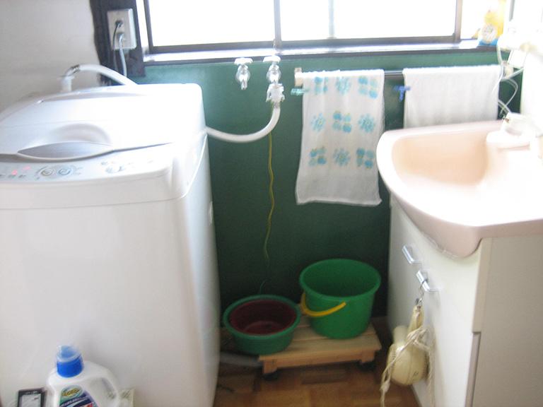 お風呂のバリアフリーリフォーム