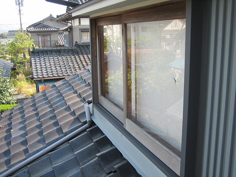内窓の設置工事