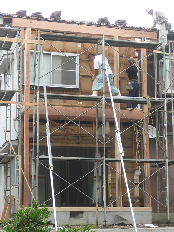 増築工事と和室リフォーム