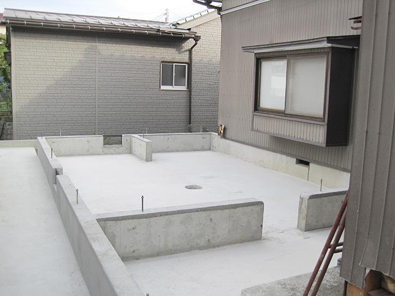 一部屋増築工事