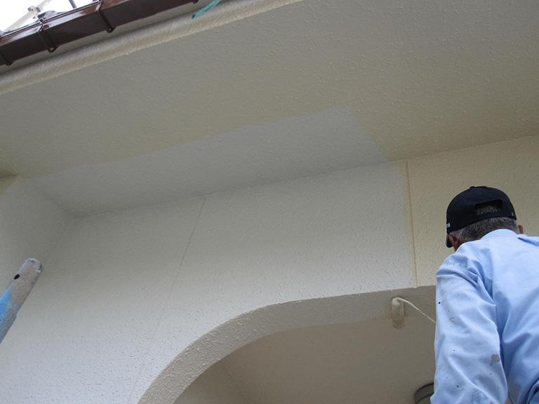 外壁の塗装リフォーム